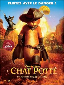 chat potté