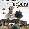 Mariage chez les Bodins