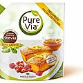 Petits cakes ultra light avocat - gingembre et mangue rôtie