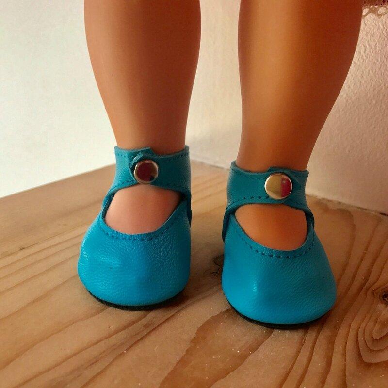 ballerines-turquoises