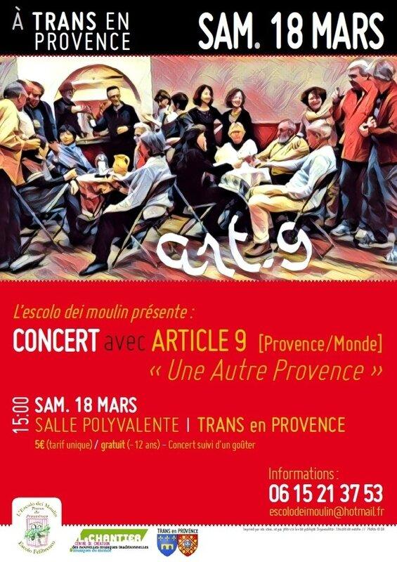 Concert-escolo