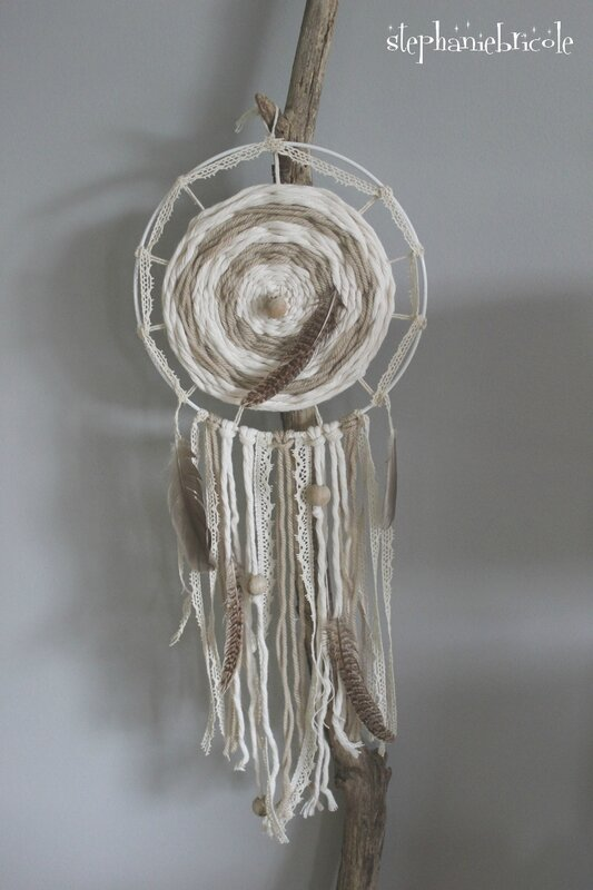 attrape reve dream catcher diy