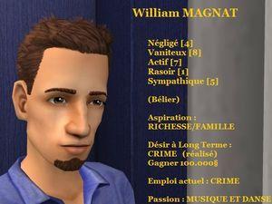 William MAGNAT
