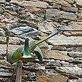 20140719 Belcastel sculpture oiseau
