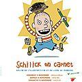 Schilicke en carnet, le salon du livre jeunesse à schiltigheim !