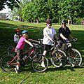 Valérie et le vélo