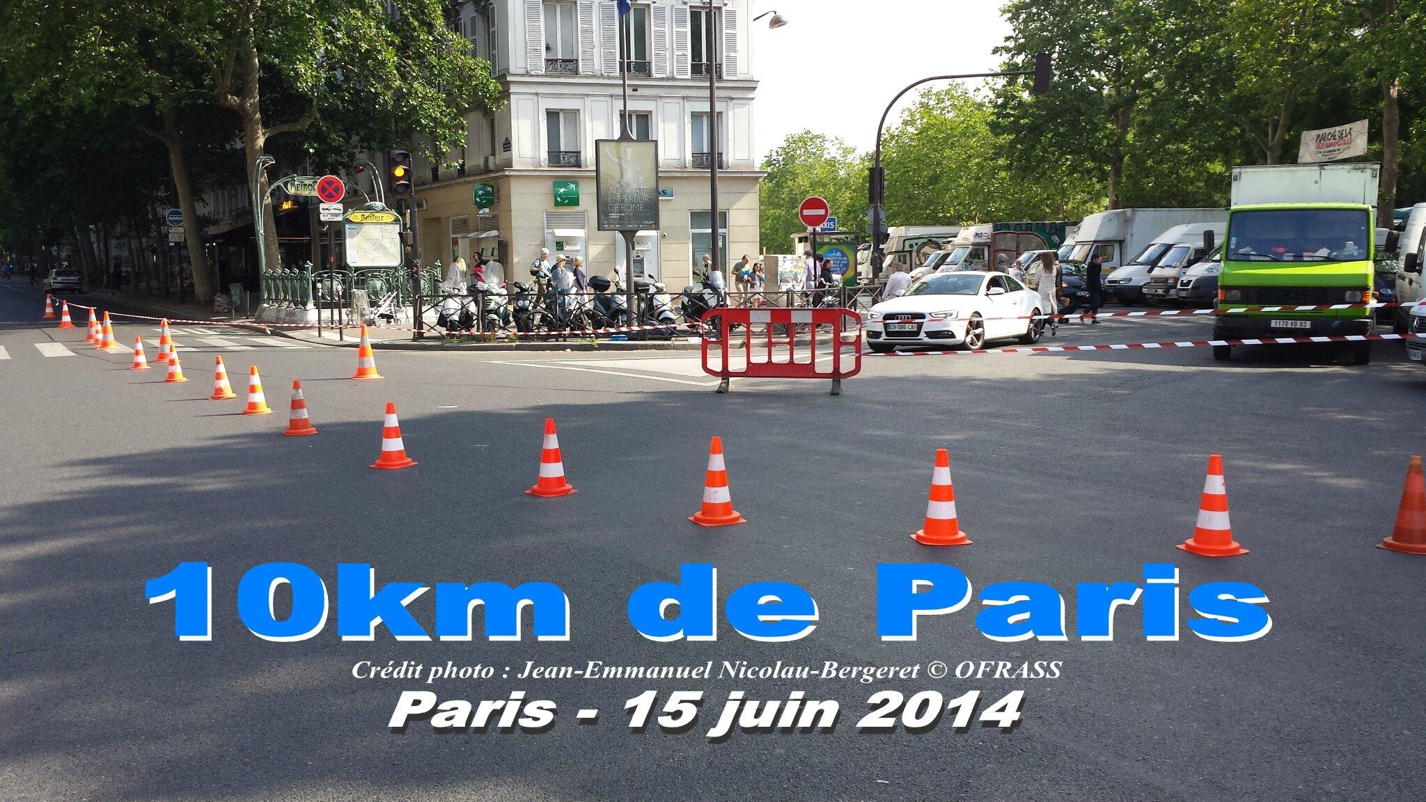 Les signaleurs de l 39 ofrass prot gent les 10km de paris le blog participatif de l 39 ofrass - Cone de lubeck ...