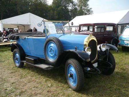 CHENARD ET WALCKER type Y3 cabriolet 1924 Lipsheim (1)