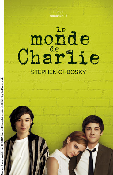 Le monde de Charlie ~ Stephen Chbosky 79788555_o
