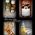 Défi du lundi : du bio… in my bathroom…