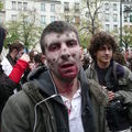 CZ la Zombie Walk of Paris