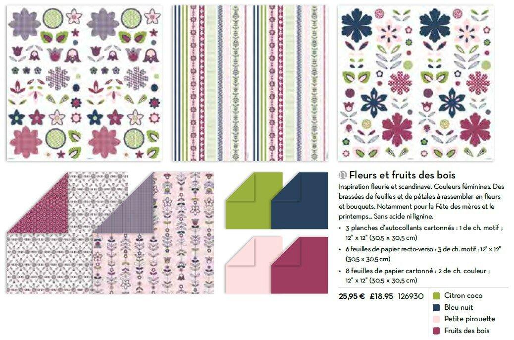 p168 fleurs et fruits des bois