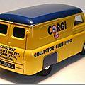 Bedford Van 1-43 Corgi Collector Club 1990 C