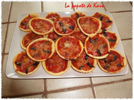 mini pizza copie