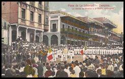 Mexique - défilé
