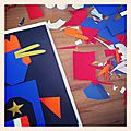Collages # making of