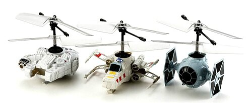 3 star wars rc
