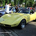 Chevrolet corvette stingray convertible (Retrorencard mai 2011) 01