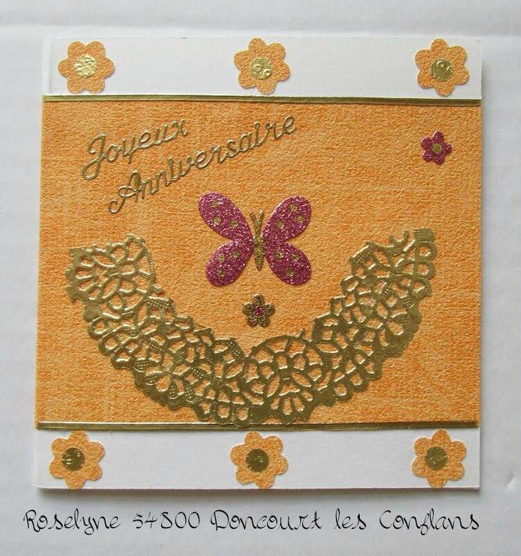 ROSELYNE 54800 DONCOURT LES CONFLANS