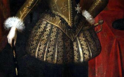 Chausses du maréchal d'Albret vers 1620