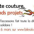 Biknok, une vente pour l'association solea