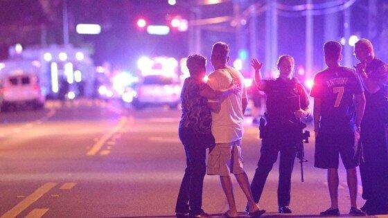 Orlando terrorist attack