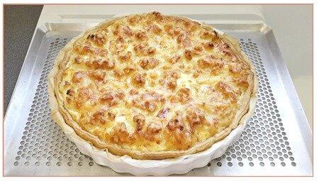 quiche ou tarte au chou-fleur13