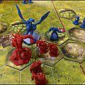 Battlelore - première bataille !