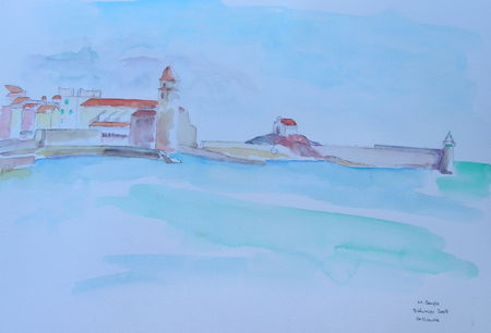 COLLIOURE_17_AQUARELLE