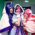 Rarity, Twilight Sparkle & Pinkie Pie