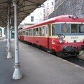 X 4630 à quai à Lyon St Paul