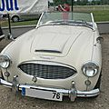 Austin healey 100-6 (1956-1959)