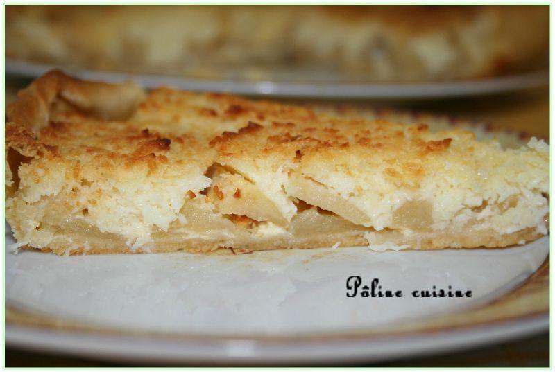 tarte aux pommes et 224 la noix de coco p 244 line cuisine