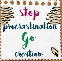 etiquette stop procrastination
