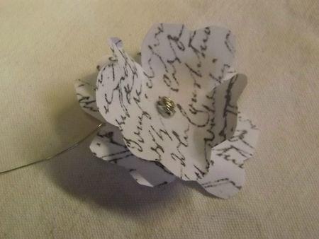Fleurs de papier (3)