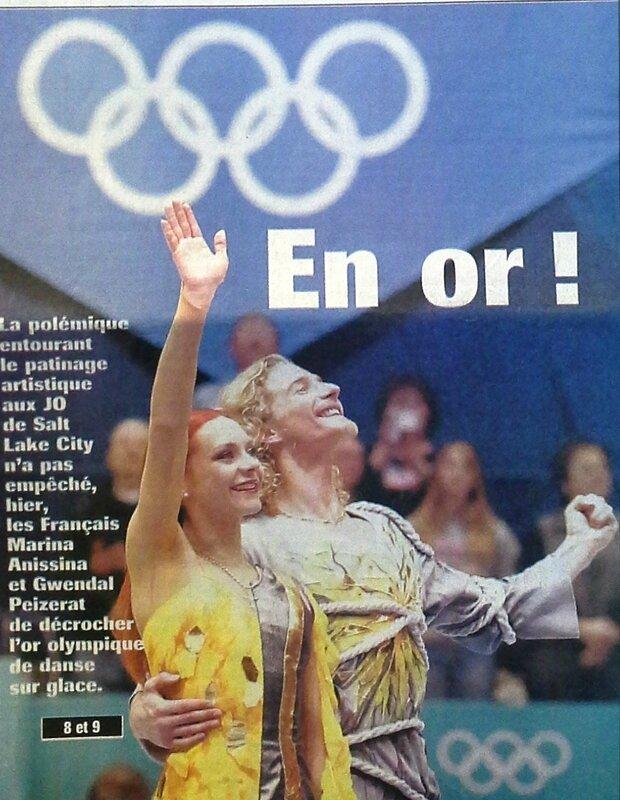 2002 02 20a JO Anissina Peizerat Le Pays R