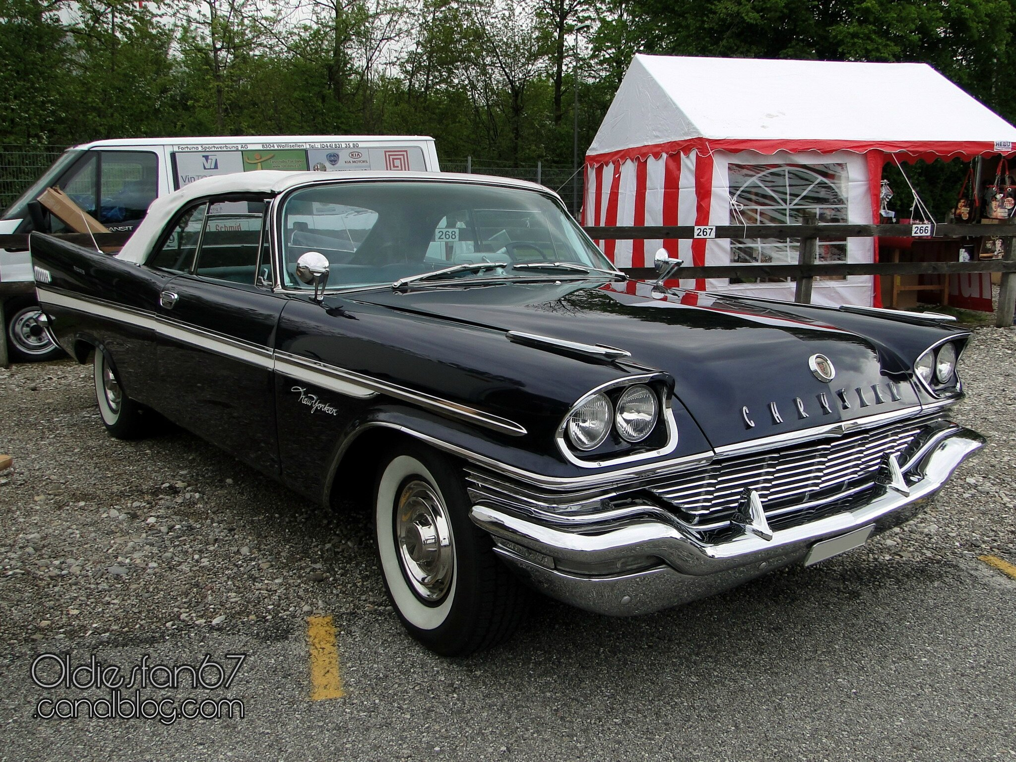 chrysler new yorker convertible 1957 oldiesfan67 mon blog auto. Black Bedroom Furniture Sets. Home Design Ideas