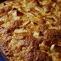Gâteau fruité à 80%, aux pommes