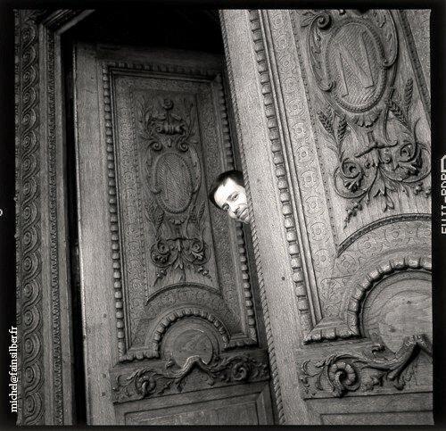 historien au Louvre©fainsilber