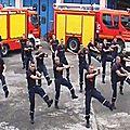 Raoul au bal des pompiers