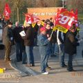 3 mars 2010 : la cgt en action au parc de tréville