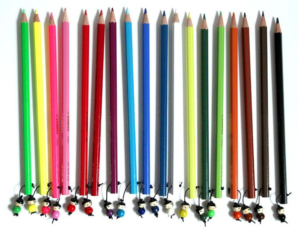crayons-fille