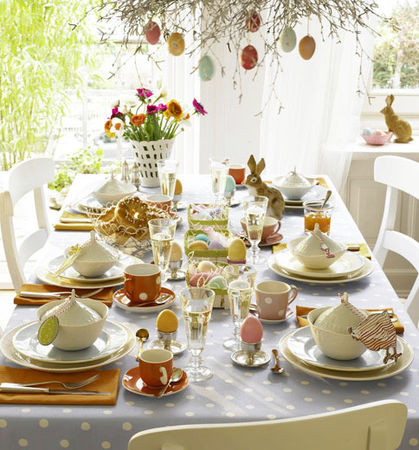 table_decorations_for_Easter