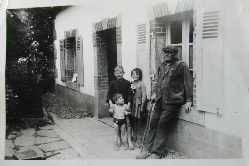 1957 juillet Kerveatous en Lothey_1