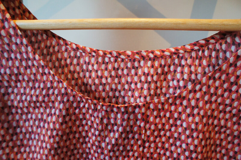 d fi recyclage de johanne un sorbetto manches petite couture joyeuse made by viou. Black Bedroom Furniture Sets. Home Design Ideas