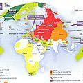 Les etats-unis et le monde (1917-1989)