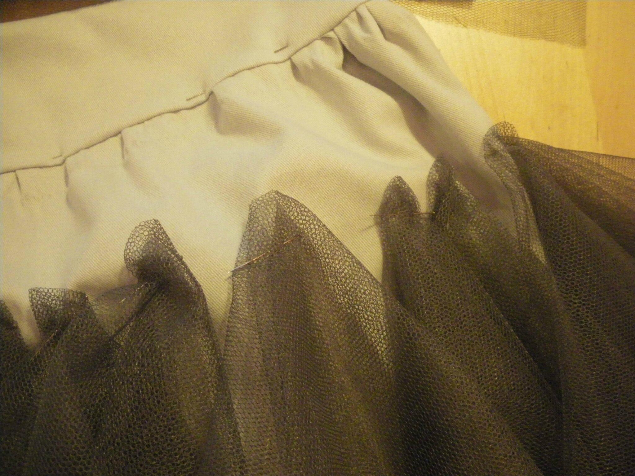 tuto jupe tutu ma petite fabrique. Black Bedroom Furniture Sets. Home Design Ideas