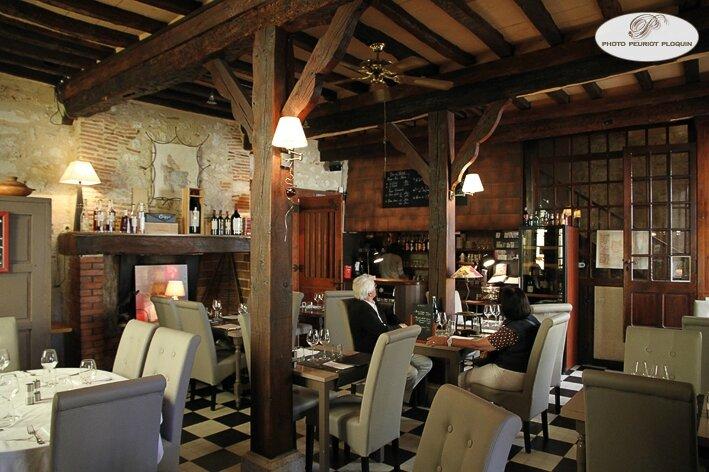 l'Auberge des Bouviers, une savoureuse halte à Lectoure !