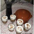 Chocolat liégeois maison