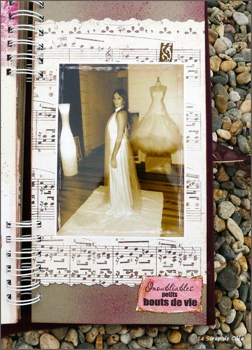 Mini robe de marié 39